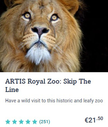 Artis Royal Zoo Amsterdam