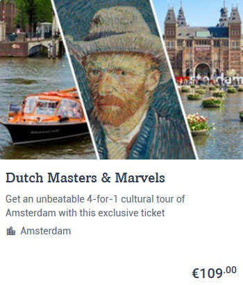 Dutch Masters & Marvels