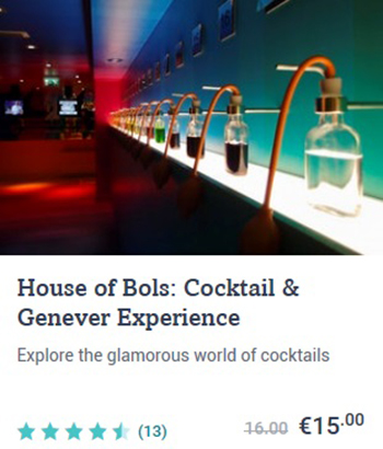House of Bols in Amsterdam