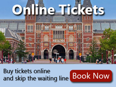 Buy tickets online - Amsterdam museums