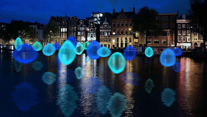 Amsterdam Light Festival - Illuminade