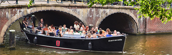 Boat rentals in Amsterdam