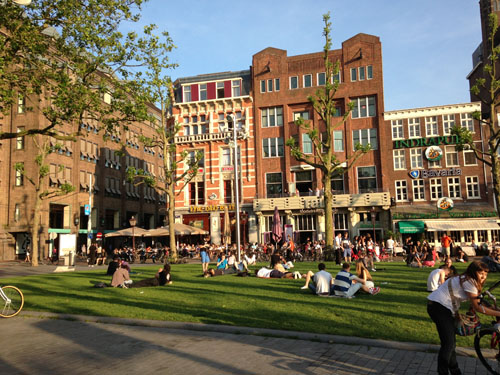 Famous Hotels In Amsterdam