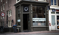 Coffeeshop the Dampkring en Ámsterdam