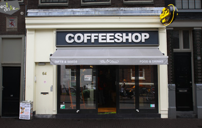 Coffeeshop Greenhouse Lounge à Amsterdam
