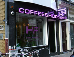 Coffeeshops in Amsterdam - Coffeeshop Happy Feelings