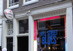 Coffeeshop Hill Street Blues en Ámsterdam