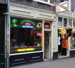 Coffeeshop Pick up the Pieces in Amsterdam