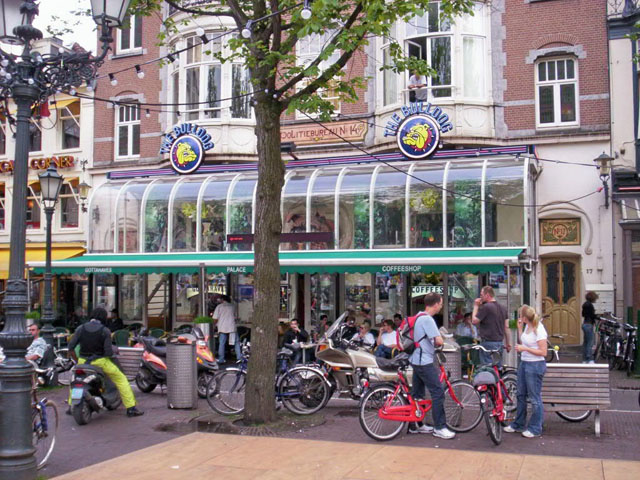 Cafe Bar Amsterdam