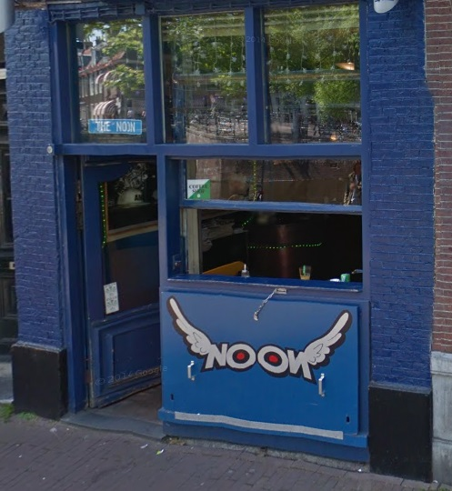 Coffeeshop The Noon in Amsterdam
