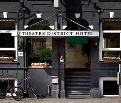 Hampshire Hotel - Theatre District in Amsterdam in the Netherlands