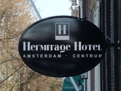 Hermitage Hotel Amsterdam City in the Netherlands