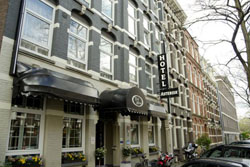 Hotel Asterisk Amsterdam in the Netherlands