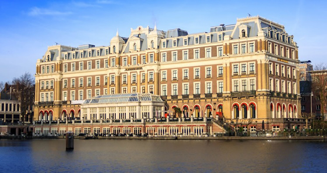 Intercontinental Amstel Amsterdam Amsterdam Hotels Canal Ring