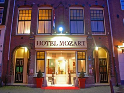 Hotel Mozart in Amsterdam in the Netherlands