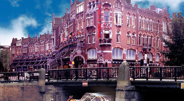 Nadia Hotel In Amsterdam Amsterdam Hotels Canal Ring