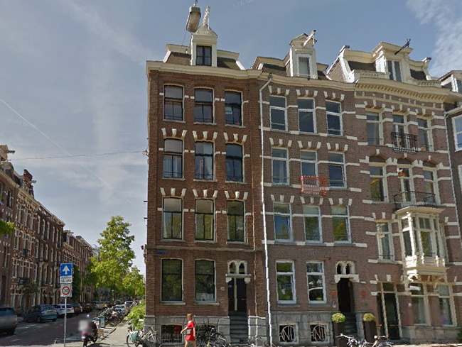 Nl District Hotel Amsterdam