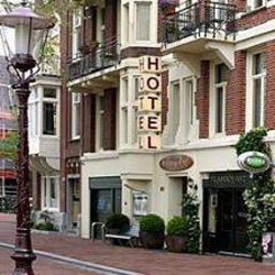 The Bridge Hotel in Amsterdam in the Netherlands