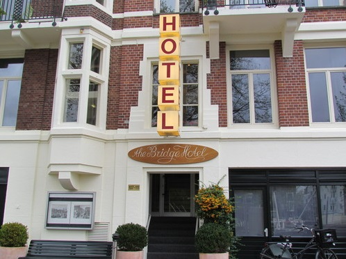 The Bridge Hotel in Amsterdam