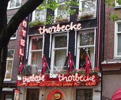 Thorbecke Hotel in Amsterdam in the Netherlands