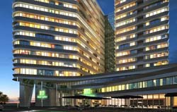 Holiday Inn Amsterdam - Arena Towers in the Netherlands