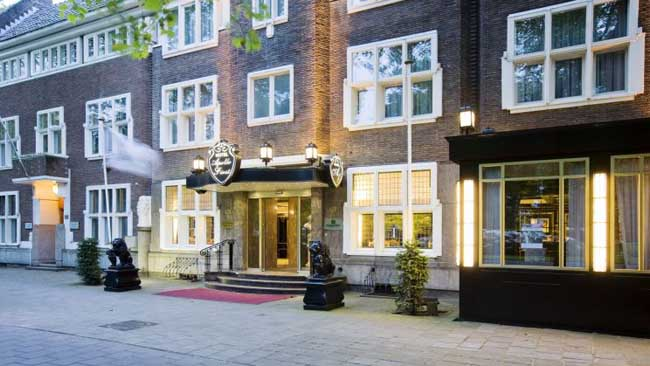 Apollofirst Hotel in Amsterdam in the Netherlands