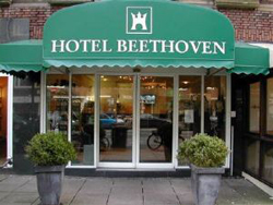 Hampshire Hotel Beethoven in Amsterdam in the Netherlands