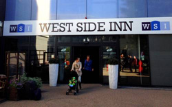 West Side Inn Hotel in Amsterdam in the Netherlands