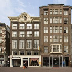 Cordial Hotel in Amsterdam in the Netherlands