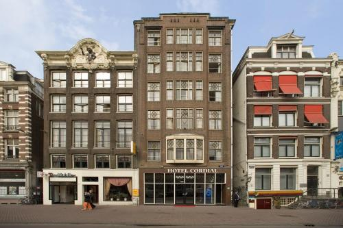 Cordial hotel amsterdam amsterdam hotels for Cordial hotel amsterdam