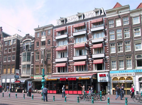 Delta Hotel Amsterdam City Centre In