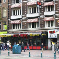 Delta Hotel City Centre in Amsterdam in the Netherlands
