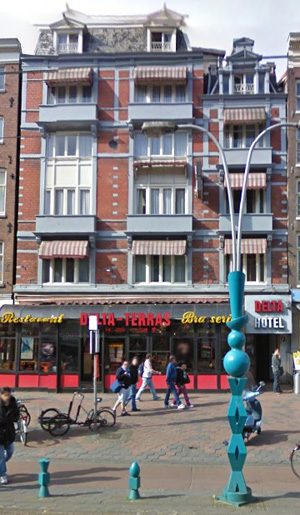 travel series amsterdam city guide