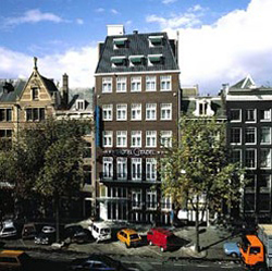 Hotel Sitadel Amsterdam in Amsterdam in the Netherlands