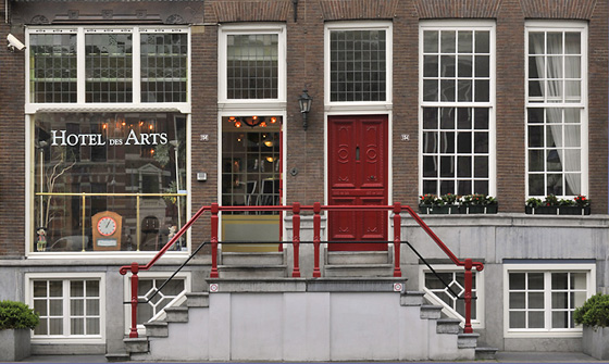 Hotel Des Arts in Amsterdam