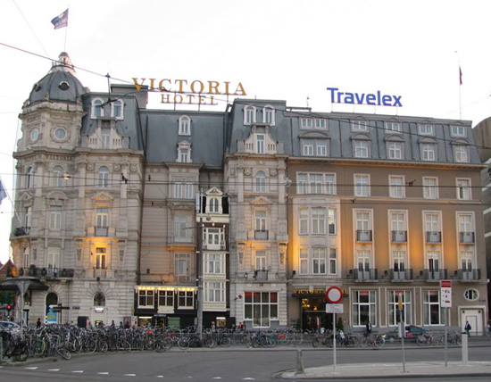 Park plaza victoria amsterdam hotel amsterdam hotels for Hotel to stay amsterdam