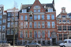 The Convent Hotel in Amsterdam