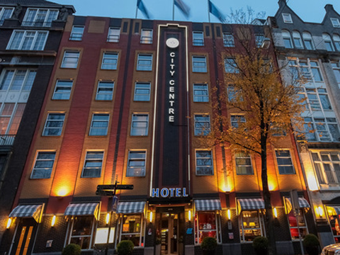 Image Gallery Hotels Amsterdam City Centre