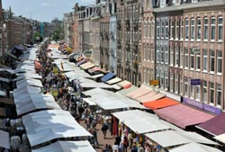 Markets in Amsterdam - Albert Cuyp Market