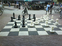 Max Euwe Chess Museum in Amsterdam