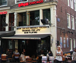 Chicago Social Club in Amsterdam in the Netherlands