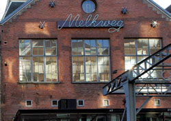 Melkweg in Amsterdam in the Netherlands